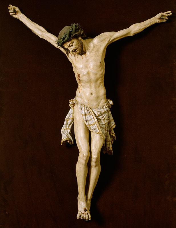 Andrea Brustolon, Crocifisso, 1720 circa. Belluno, Museo Civico © Museo Civico di Belluno