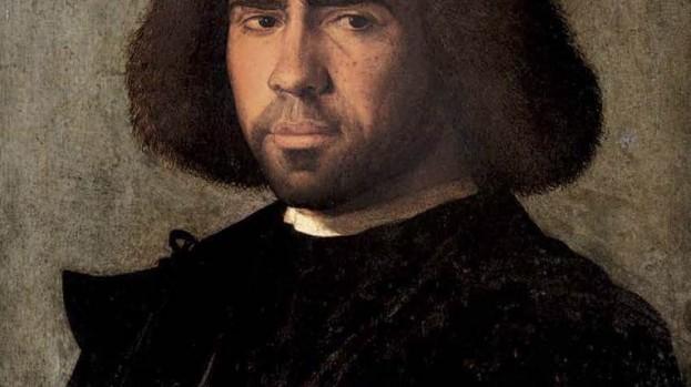 Giovanni Bonconsiglio, <em>Autoritratto</em>. Roma, Pinacoteca Capitolina