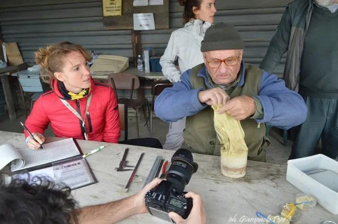 Fabrizio Silvano di Stazzano, decano e vero punto di riferimento per questo importante sito