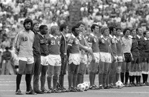 American Soccer - NASL - SoccerBowl '77 - New York Cosmos v Seattle Sounders