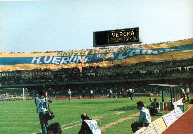 Verona 1985: l'ultimo eroico scudetto della provincia