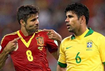 Chissà se uno dei Diego Costa ce l'ha con l'altro...