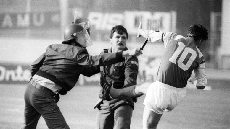 """13 maggio 1990: la rivalità infinita tra Serbia e Croazia e la """"miccia"""" del Maksimir"""