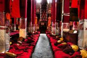 The assembly hall - Drepung Monastery