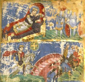 Dream_of_Constantine_Milvius_BnF_MS_Gr510_fol440-costantino