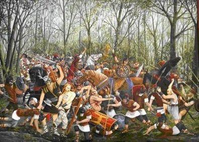 Massimiliano-Bernardi__la-battaglia-di-Teutoburgo_g