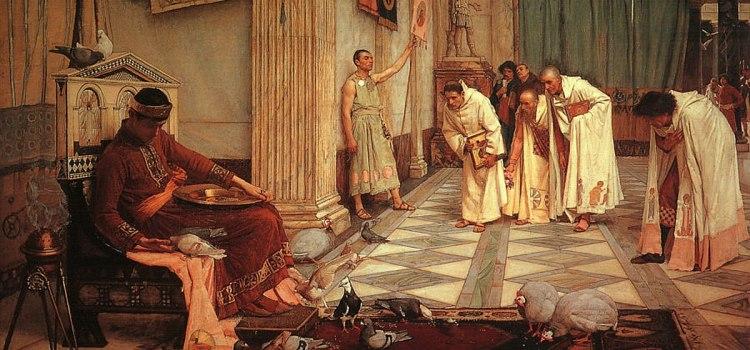 La fine dell'impero romano d'occidente