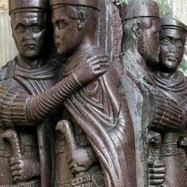 Diocleziano e l'invenzione della tetrarchia