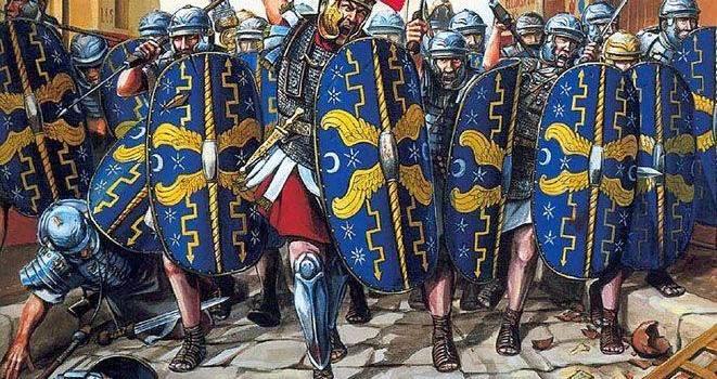 L'anno dei quattro imperatori (Galba, Otone, Vitellio, Vespasiano)