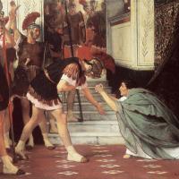 Claudio: l'imperatore dietro la tenda