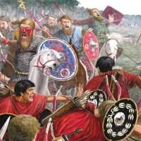 La battaglia del Vallo Angrivariano