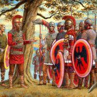 La battaglia di Argentoratum