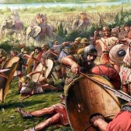 La straripante vittoria del Metauro – la vendetta contro Annibale