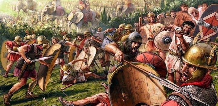 La battaglia del Metauro