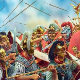 La battaglia di Forum Gallorum e Modena