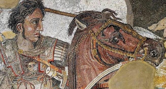 Caracalla e il mito di Alessandro Magno
