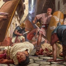 La battaglia di Porta Collina