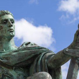 La dinastia di Costantino