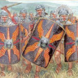 La struttura della legione romana