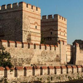 Le mura Teodosiane di Costantinopoli