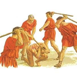 La decimazione – la più terribile pena militare romana