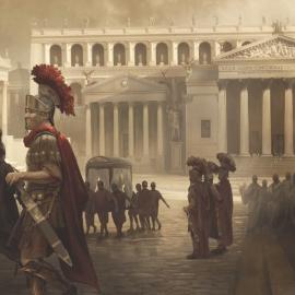 Le assemblee romane – i comizi e il senato