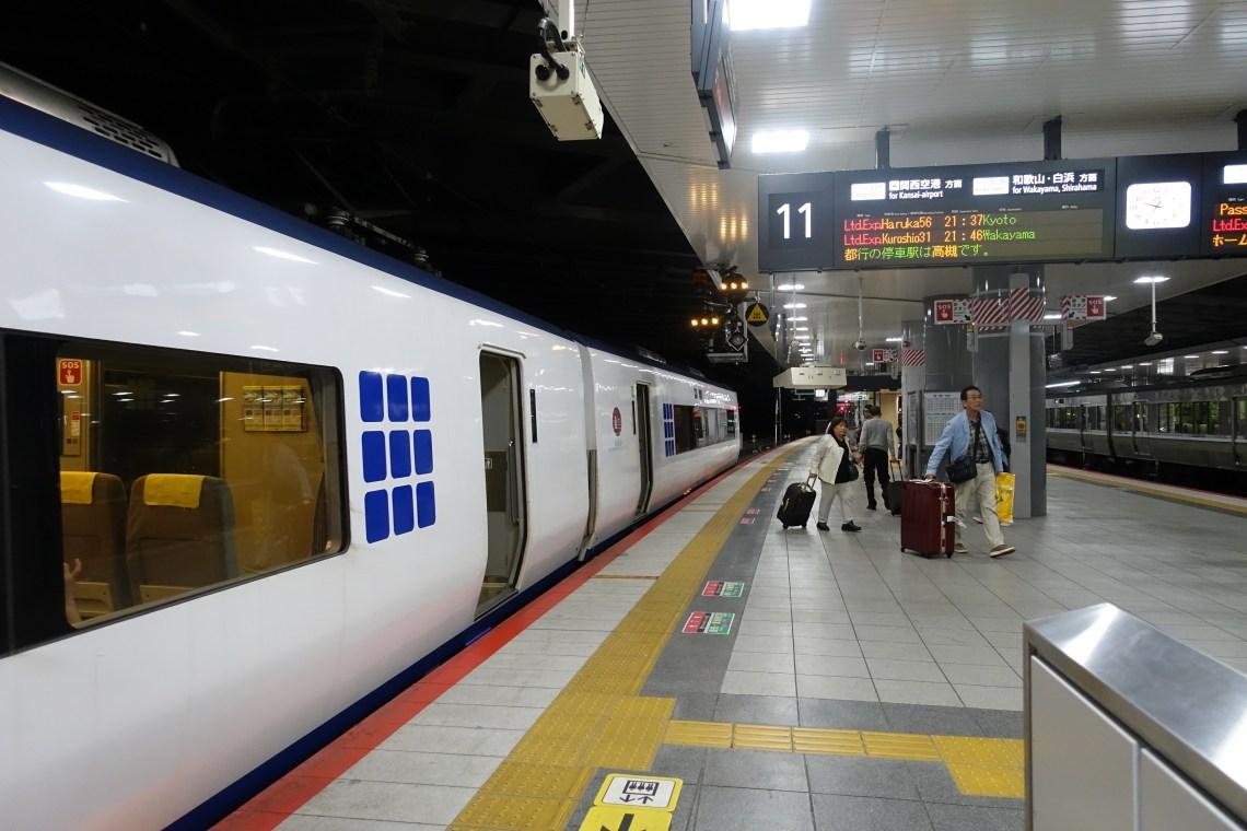 Haruka train