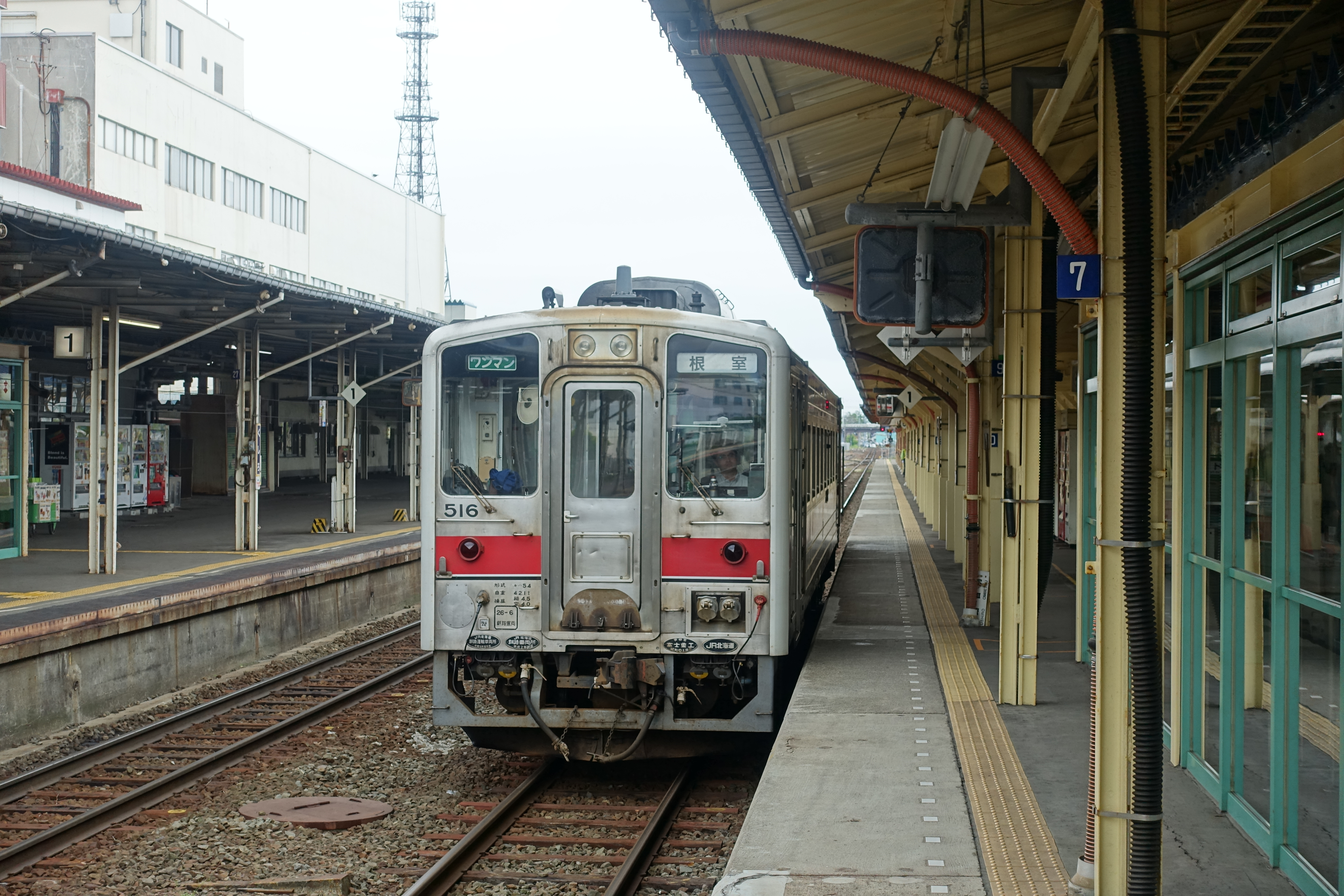 Nemuro Line train