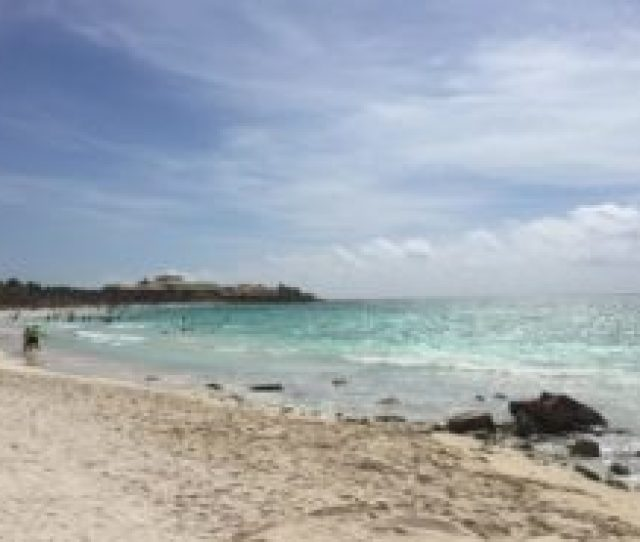 5 Reasons To Escape The Cold Weather In Riviera Maya