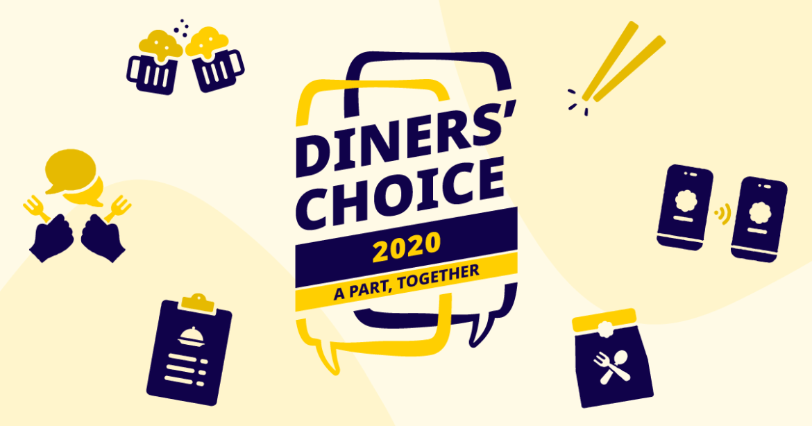 diners' choice 2020