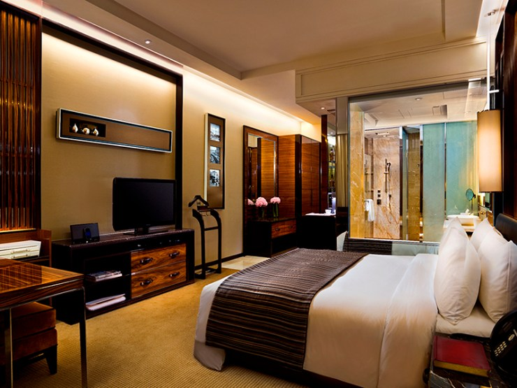Forbes Travel Guide's 2019 World's Best Hotel Rooms 9