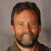 Mark Stevick, associate professor of English