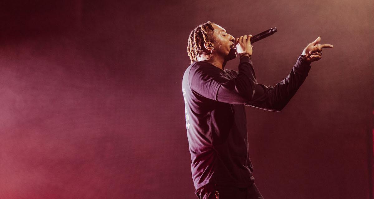 Gordon Hosts Blockbuster Rap Artist Lecrae | The Bell