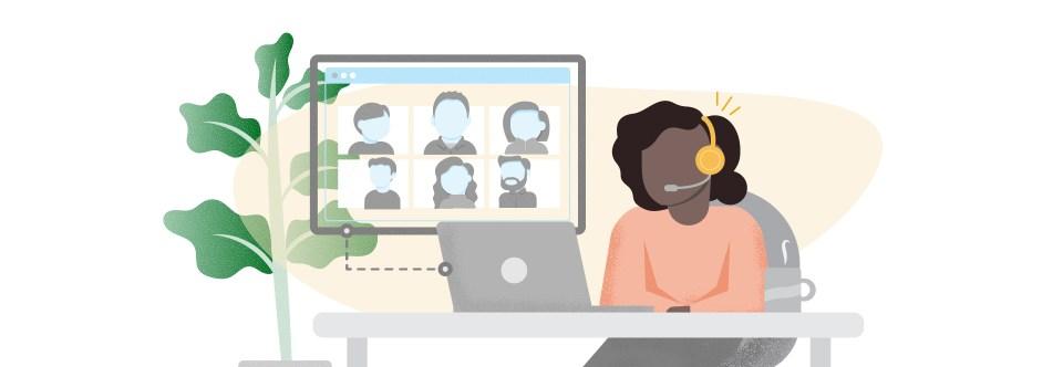 On Campus to Online Illustration Tip 2 Gordon College