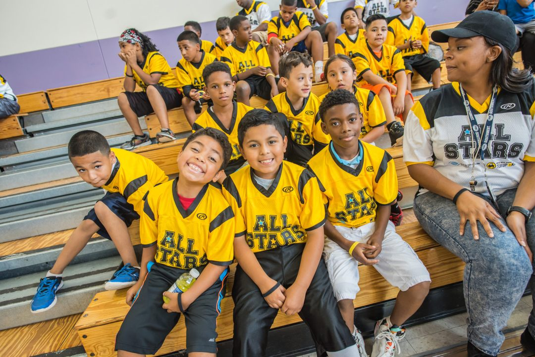 Buffalo Wild Wings Boys and Girls Clubs of America