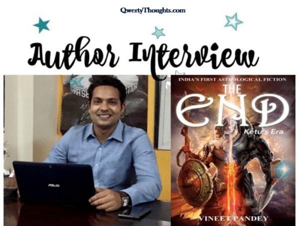 Vineet pandey End era ketu: astrological fiction