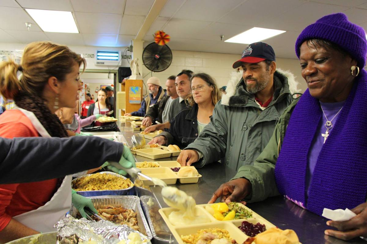 The Ongoing Miracle: Our Dining Room Program