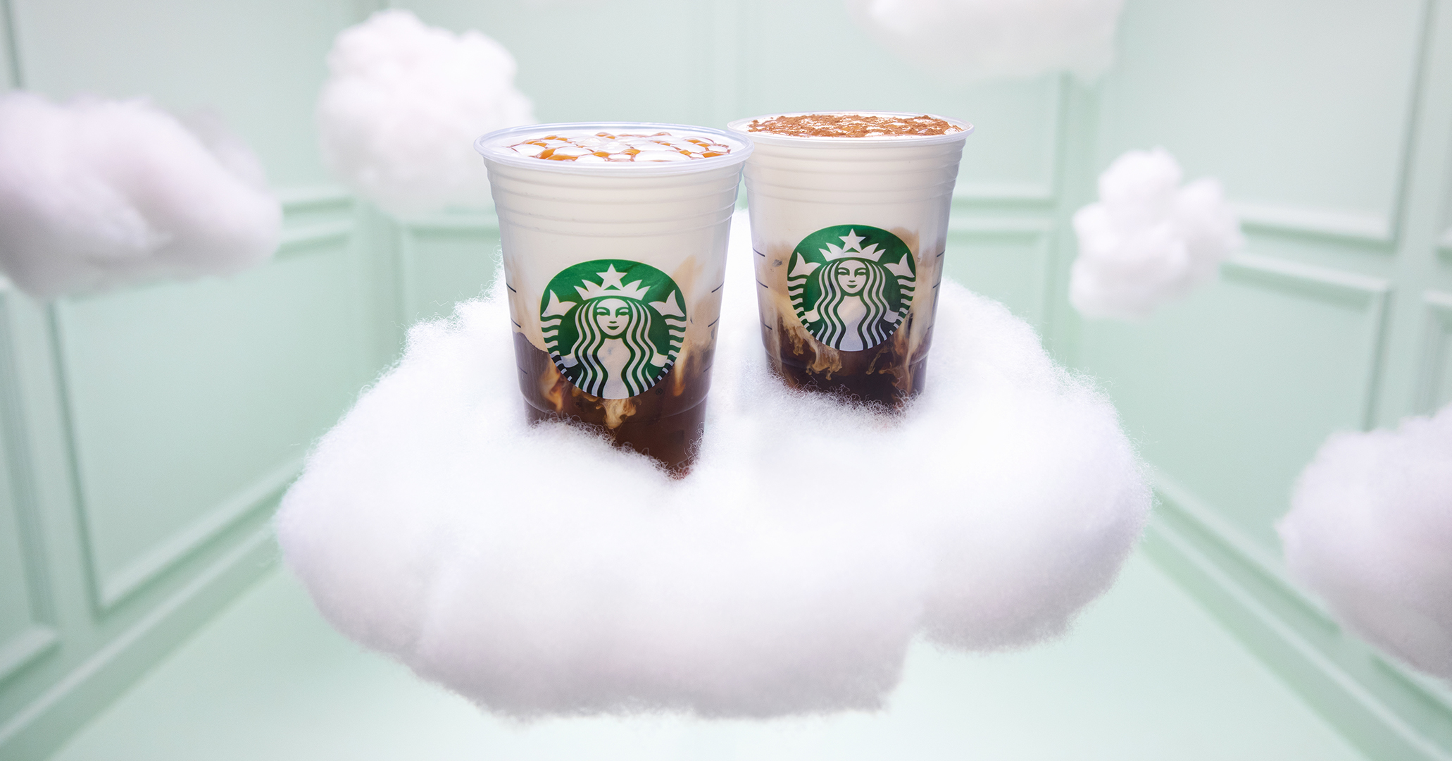 you ll be on cloud 9 with the newest starbucks beverage starbucks stories