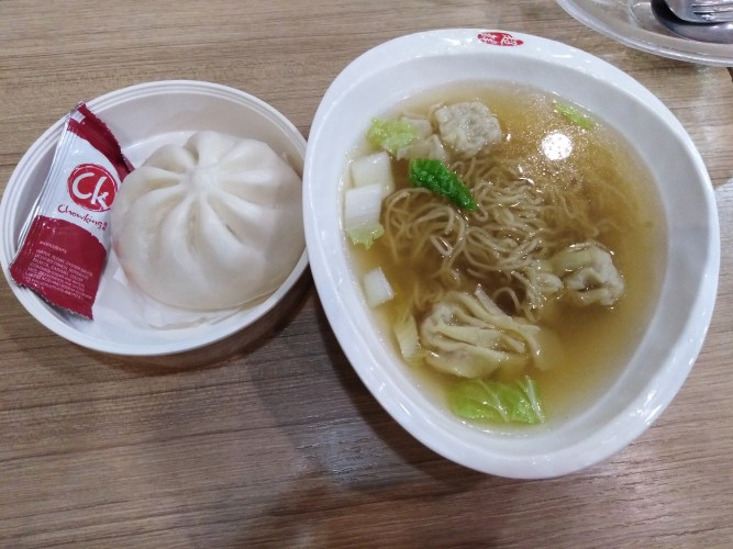 Wonton Noodle by Chowking
