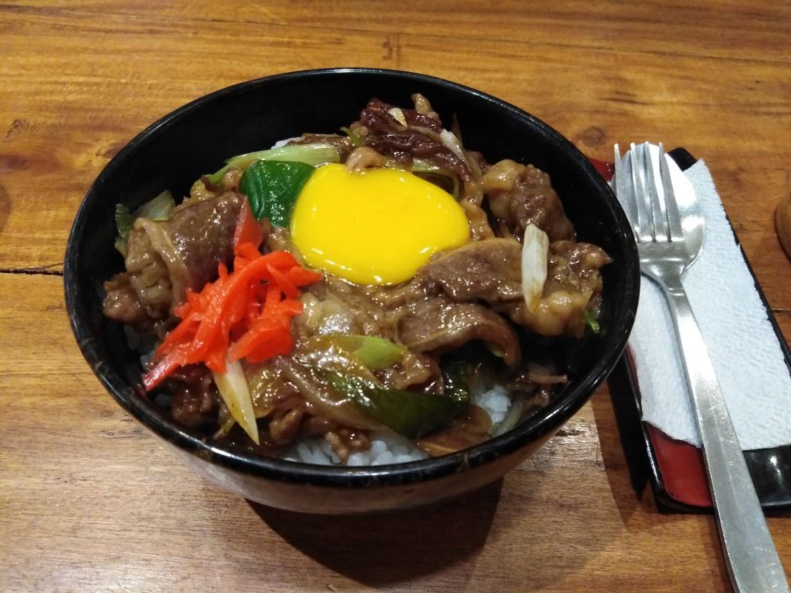 Beef Gyudon by Oishi Batchoi