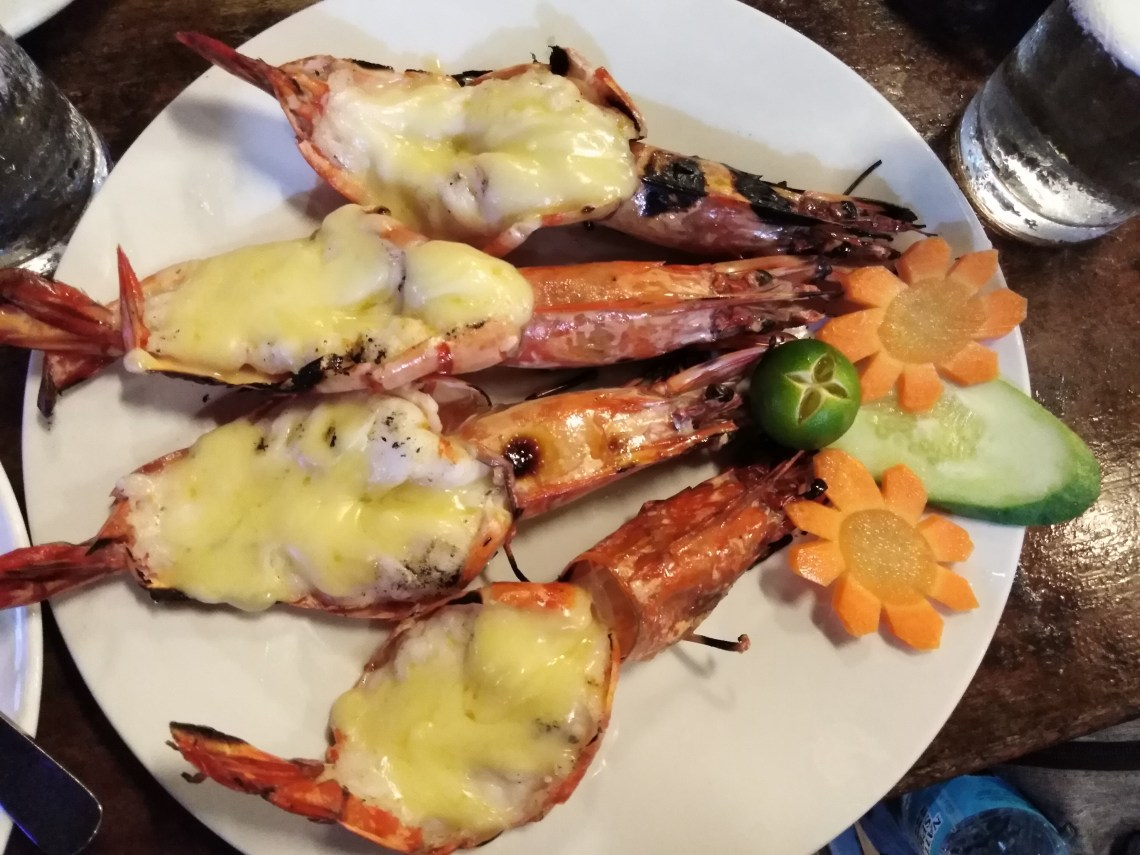 Baked Prawns by Paraiso Lobster House Bar and Grill