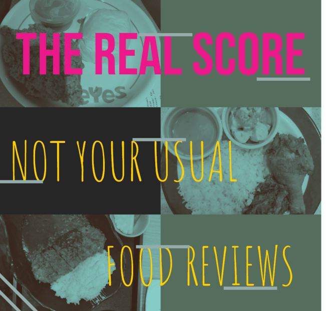 Not Your Usual Food Reviews – Heavyweights