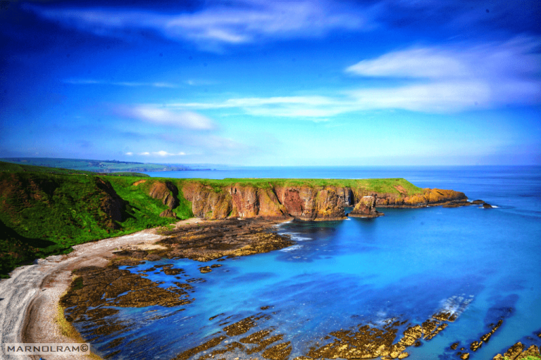 Dunnotar Castle / Stonehaven Cove