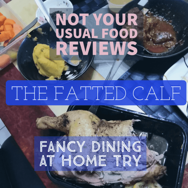 Not Your Usual Food Reviews: The Fatted Calf