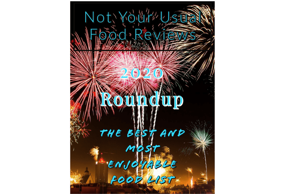 2020 Roundup: The Best and Most Enjoyable Food List
