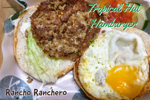 Rancho Ranchero by Tropical Hut Hamburger