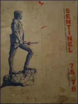 The Sentinel AUC Journal 1975-76