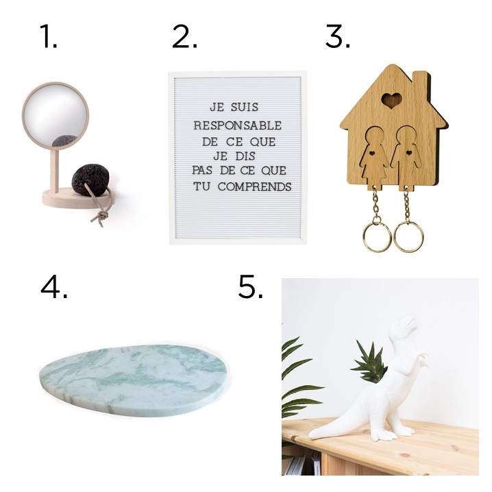 collage interior gifts