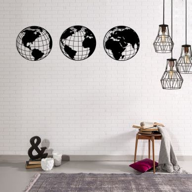Wall Decoration Globes