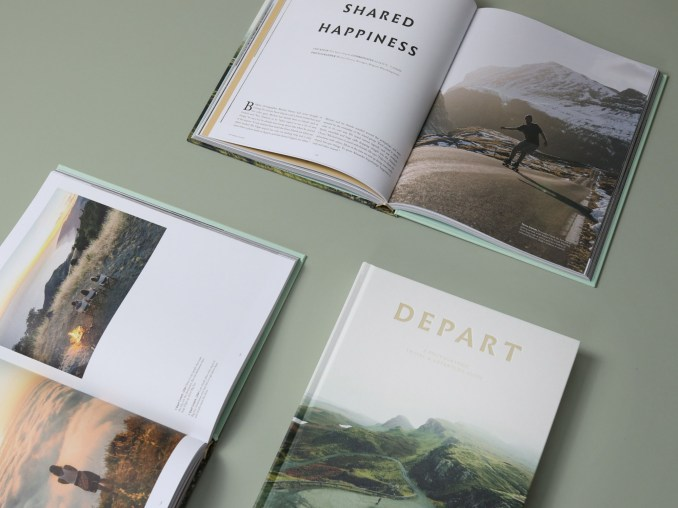 Photo Book Depart